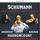 Bungee Price CD20% OFF 音楽Schumann シューマン / ピアノ協奏曲、ヴァイオリン協奏曲 アル...