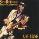 Stevie Ray Vaughan スティービーレイボーン / Live Alive 【CD】 - HMV&BOOKS online 1号店