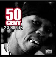 50 Cent フィフティセント / 24 Shots 輸入盤 【CD】