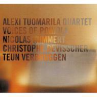 モダン, アーティスト名・A  Alexi Tuomarila Voices Of Pohjola CD