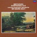 Beethoven ベートーヴェン / ベートーヴェン:交響曲第4&5番《運命》 サー・ゲオルグ・シ