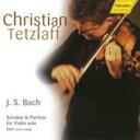 【送料無料】 Bach, Johann Sebastian バッハ / 無伴奏ヴァイオリンのためのソナタとパルティー...