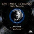 Mendelssohn メンデルスゾーン / ヴァイオリン協奏曲、他 オイストラフ(vn)オーマンディ&フィラデルフィア管、他 輸入盤 【CD】