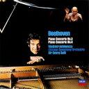 Beethoven ベートーヴェン / ピアノ協奏曲第3番、第4番 ヴラディーミル・アシュケナージ、ゲオルグ・ショルティ