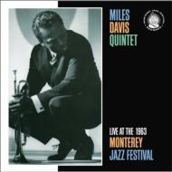 Miles Davis マイルスデイビス / Live At The 1963 Monterey Jazz Festival 輸入盤 【CD】