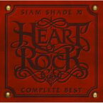 【送料無料】 Siam Shade シャムシェイド / SIAM SHADE XI COMPLETE BEST 〜HEART OF ROCK〜 【CD】