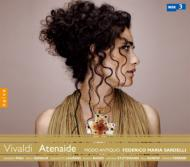 【送料無料】 Vivaldi ヴィヴァルディ / 『アテナイデ』 サルデッリ&モード・アンティクォ、ピオ、アグニュー、ジュノー、シュトゥッツマン(3CD) 輸入盤 【CD】