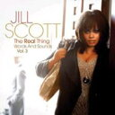 Jill Scott ジルスコット / Real Thing 輸入盤 【CD】
