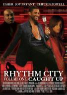 Usher アッシャー / Rhythm City Volume 1 : Caughtup 【…