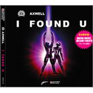 Axwell / I Found You 【CD】