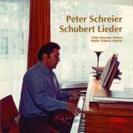 Schubert シューベルト / ゲーテの詩による歌曲集 シュライヤー(T)オルベルツ(p) 【CD】