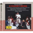Rossini ロッシーニ / 『ランスへの旅』全曲アバド&ヨーロッパ室内管弦楽団、リッチャレッリ、ヴァレンティーニ=テラーニ、クベッリ(2CD) 輸入盤 【CD】