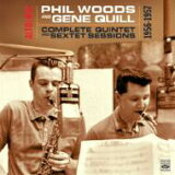 Phil Woods/Gene Quill フィルウッズ/ジーンクイル / Altology: Complete Quintet / Sextet 輸入盤 【CD】