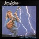 Bungee Price CD20% OFF 音楽Larry Carlton ラリーカールトン / Strikes Twice 【CD】