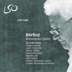【送料無料】 Berlioz ベルリオーズ / 歌劇『ベンヴェヌート・チェッリーニ』全曲 デイヴィス&ロンドン響、他 輸入盤 【SACD】