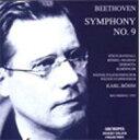 Beethoven ベートーヴェン / 交響曲第9番『合唱』 ベーム&ウィーン響、シュティッヒ=ランダル、シェフラー、他
