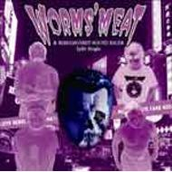 Worms'meat / Rebelmonkey Sound Racer / Split Single 【CD】