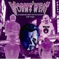 Worms'meat / Rebelmonkey Sound Racer / Split Single 【CD】