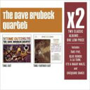 Dave Brubeck デイブブルーベック / X2: Time Out / Time Furth