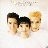 Bungee Price CD20% OFF 音楽DREAMS COME TRUE (ドリカム) / Wonder 3 【CD】