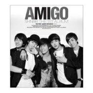輸入盤CD スペシャルプライスShinee シャイニー / Vol.1 - Repackage: Amigo 輸入盤 【CD】