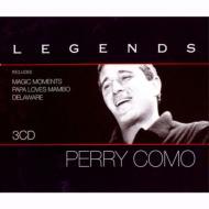 PerryComoペリー・コモ/Legend【CD】