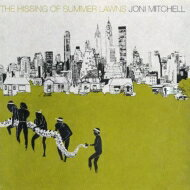 洋楽, ロック・ポップス Joni Mitchell Hissing Of Summer Lawns CD