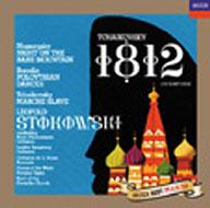 チャイコフスキー:序曲「1812年」、他 ストコフスキー 【CD】