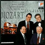 モーツァルト/PianoQuartet.1,2:Ax(P)Stern(Vn)Laredo(Va)Yo-yoMa(Vc)【CD】