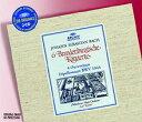 【送料無料】 Bach, Johann Sebastian バッハ / ブランデンブルク協奏曲全曲、