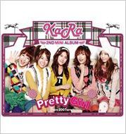 輸入盤CD スペシャルプライスKara (Korea) カラ / Mini Album: Pretty Girl 輸入盤 【CD】