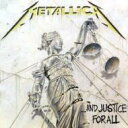 Metallica メタリカ / And Justice For All 【CD】