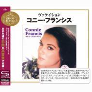 Connie Francis コニーフランシス / Best Selection: ヴァケーション 【SHM-CD】