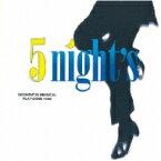 【送料無料】 少年隊 ショウネンタイ / ミュージカル プレゾン '98: : 5 night's 【CD】