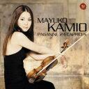 Paganini パガニーニ / 24のカプリース 神尾真由子 【CD】