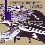 【送料無料】Rachmaninov ラフマニノフ / ピアノ協奏曲第2番、第3番(2台ピアノ用編曲) ナナ...