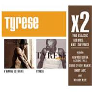 Tyrese タイリース / X2: I Wanna Go There / Tyrese 輸入盤 【CD】
