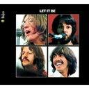 1971年の男性カラオケ人気曲ランキング第1位 ザ・ビートルズの「Let It Be」を収録したCDのジャケット写真。