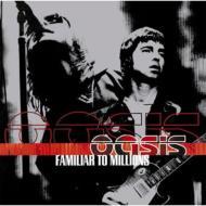 【送料無料】 Oasis オアシス / Familiar To Millions 【CD】