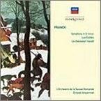 Franck フランク / 交響曲、『アイオリスの人々』、『呪われた狩人』 アンセルメ&スイス・ロマンド管 輸入盤 【CD】