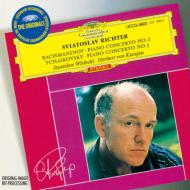 Tchaikovsky/Rachmaninov / チャイコフスキー:ピアノ協奏曲第1番、ラフマニノフ:ピアノ協奏曲...