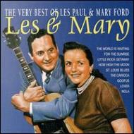 Les Paul & Mary Ford / Very Best Of Les Paul & Marry Ford 輸入盤 【CD】
