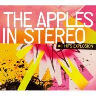 ApplesInStereo/#1HitsExplosion【CD】