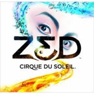 【送料無料】Cirque Du Soleil シルクドソレイユ / Zed 輸入盤 【CD】