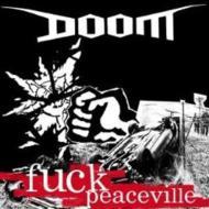 Doom(Rock)/FuckPeaceville輸入盤【CD】