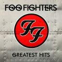 【送料無料】[初回限定盤 ] Foo Fighters フーファイターズ / Greatest Hits 輸入盤 【CD】