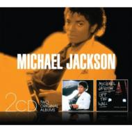 Michael Jackson マイケルジャクソン / Thriller / Off The Wall 輸入盤 【CD】