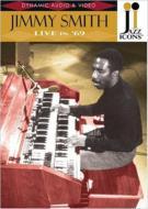 Jimmy Smith ジミースミス / Live In '69 【DVD】