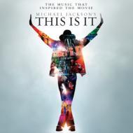 【送料無料】 Michael Jackson マイケルジャクソン / This Is It 輸入盤 【CD】