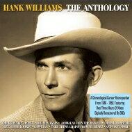 Hank Williams ハンクウィリアムス / Antholgy 輸入盤 【CD】